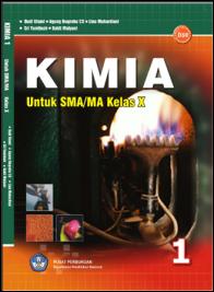 Buku Kimia SMA kelas 1-Budi Utami